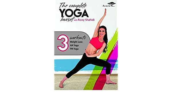 Roxy Shahidi - The Complete Yoga Boxed Set - 2 DVDs - New ...