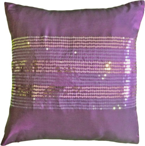 Decorative Purple & Transparent Sequins  - Transparent Pillow Shopping Results