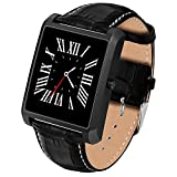 PINCHU Smart-watch MTK2502 Heart Rate Monitor fitness tracker syn Android iOS iPhone fashion 2018 lemfo Bluetooth Wearable Device, A