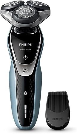 Philips S5530/06 Serie 5000 Wet and Dry - Afeitadora eléctrica para hombre (enchufe de baño de 2 pines): Amazon.es: Salud y cuidado personal