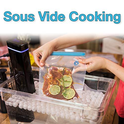 Asani Sous Vide Vacuum Sealer Bags Kit