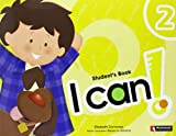 img - for I CAN STUDENT'S BOOK LEVEL 2+I CAN STUDENT'S CD LEVEL 2+I CAN STICKERS 2 RICHMOND book / textbook / text book