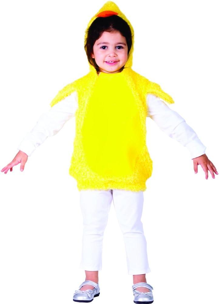 Dress Up America Disfraz de Pollito para bebé: Amazon.es: Juguetes ...