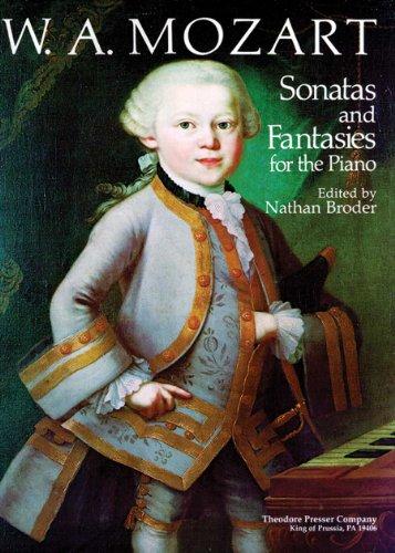 Mozart 19 Sonatas - Sonatas and Fantasies