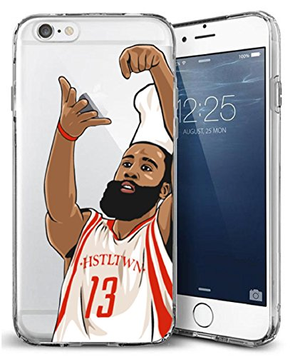 iphone-6-6s-plus-case-elite-cases-ultra-slim-crystal-clear-nba-player-soft-tpu-case-cover-for-apple-