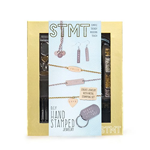 STMT Hand Stamped Jewelry by Horizon Group (Heart Jewelry Stampings)