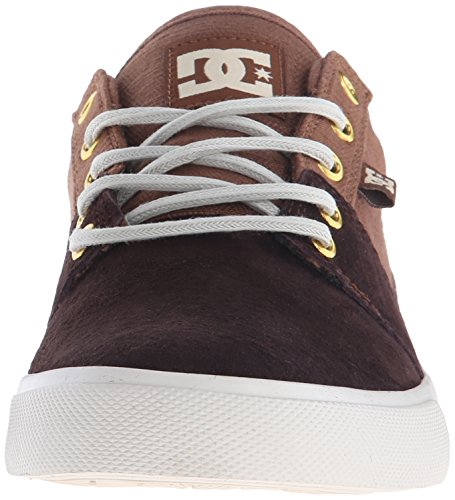 DC para hombre Tonik SE Zapatillas de skateboarding Dark Chocolate/Cream