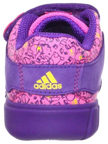 Adidas - Zapatillas para deportes de interior para hombre - - ultpnk/bripn
