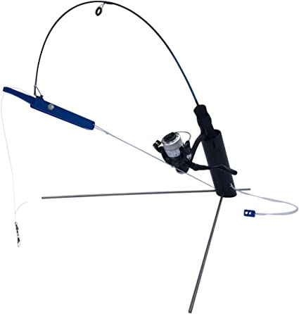 Ice fishing automatic hook setters Fishing tackle for ice fishing poles 2