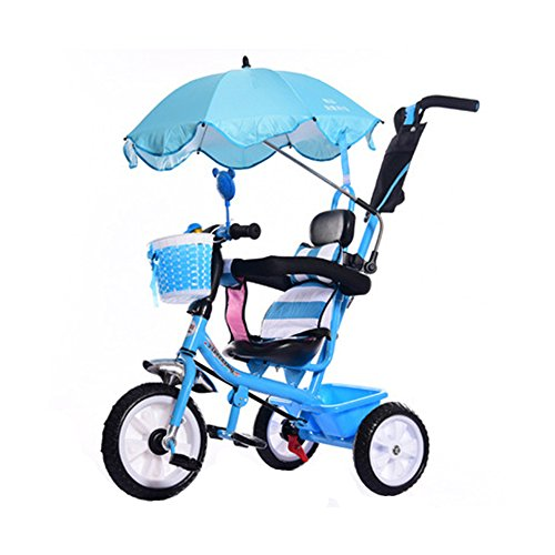 White Parasol For Pram - 5