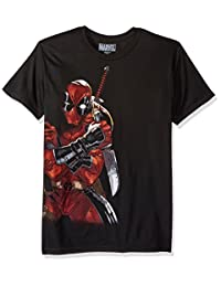 Marvel Mens Merculese Short Sleeve T-Shirt
