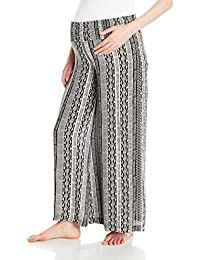 Everly Grey womens maternity Isla Smock Waist Maternity Pant