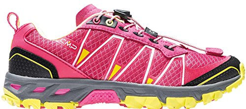 CMP Running da Scarpe Lime Atlas Trail Rose Pink Ibisco Donna wwOrR
