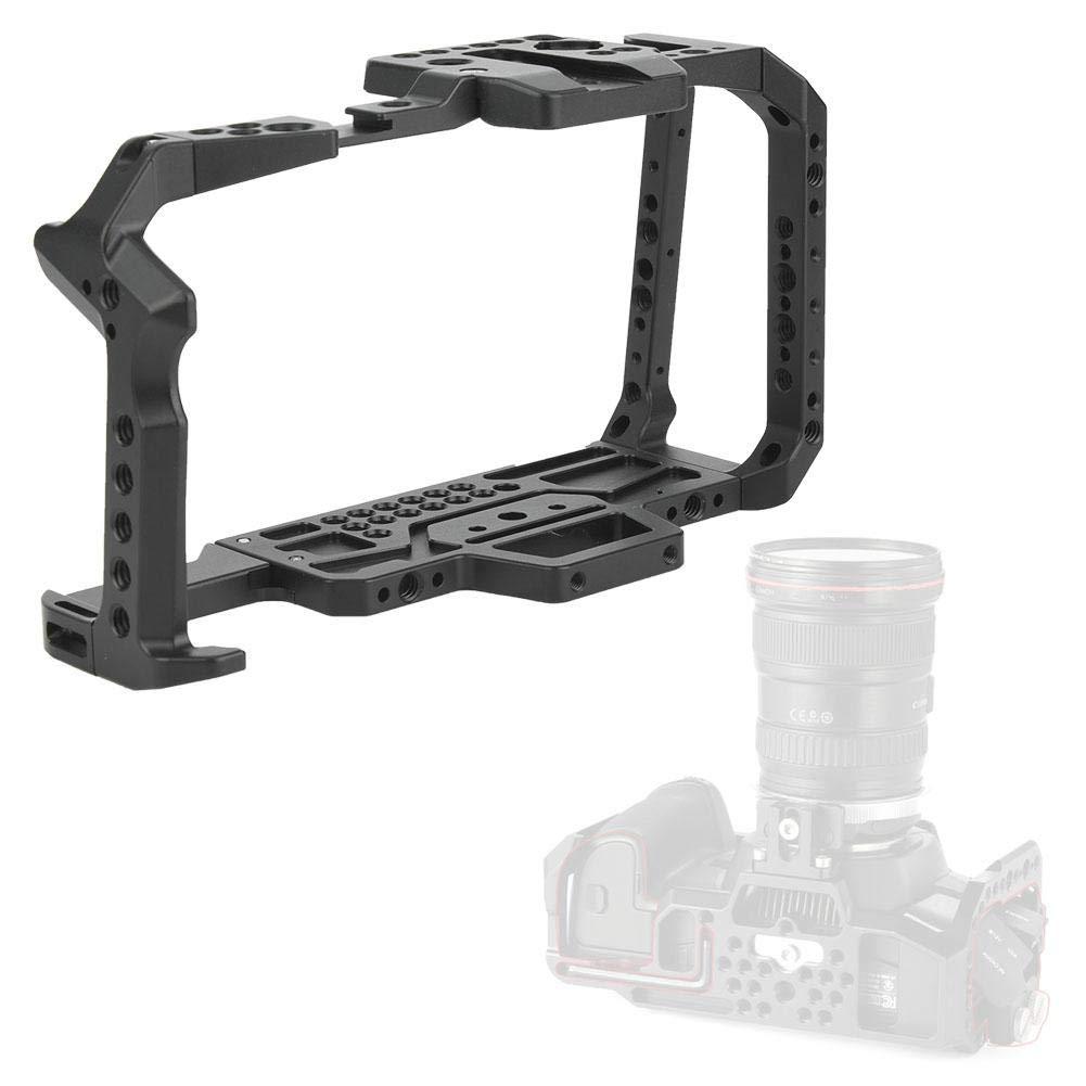 V BESTLIFE Jaula de Metal para cámara, Plataforma de aleación de ...