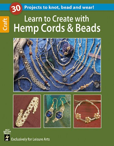 Learn to Create with Hemp, Cord, & Beads