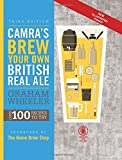 CAMRA's Brew Your Own British Real Ale: Over 100 Recipes to Try