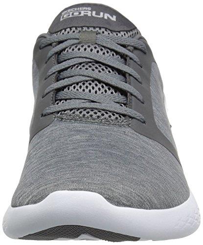 Men's Sneaker Skechers 600 Gray Go Run Divert d006qX