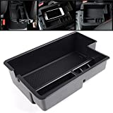 mitsubishi sport accessories - Direct Fit 2010-2015 Mitsubishi Outlander Sport ASX RVR Center Console Armrest Secondary Storage Box Pallet Container--Black High Quality ABS