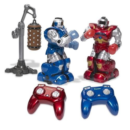 Boxing Fighter Robots Toy - Boxing Fighter Robots