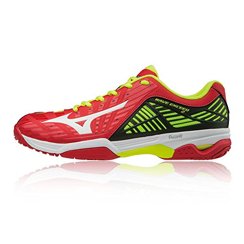 Mizuno Wave Exceed 2 All Court Tennisschuh - SS18 Red