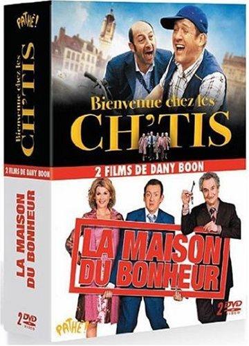 Bienvenue chez les Ch'tis + La maison du bonheur - 2 films de Dany Boon
