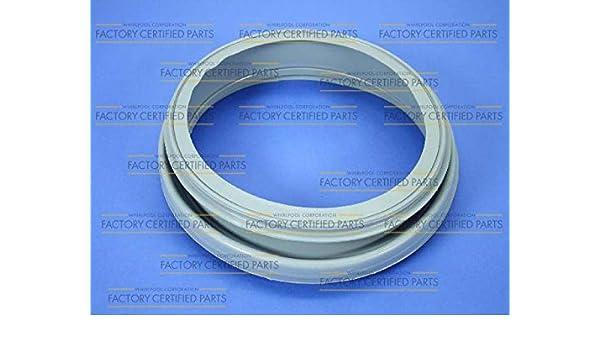 OEM Part Whirlpool W10381562 Washer Door Boot Genuine Original Equipment Manufacturer