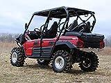 2015-2017 Kawasaki Teryx4 - 2'' Lift Kit with Wheel Spacers by SuperATV LK-K-TRX4-2X