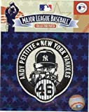 New York Yankees Andy Pettitte Number 46 Retirement Official MLB Licensed Patch