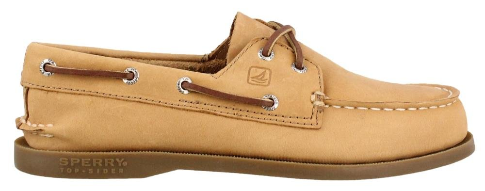 Sperry Boy's, Authentic Original Boat Shoe Sahara 13.5 M