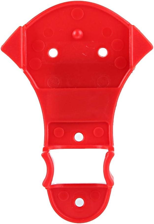 Protecci/ón de Emergencia Escape Martillo Rojo con Cortar la Cuchilla del Cintur/ón de Seguridad y Martillo Afilado para Coche Privado Autob/ús Martillo de Seguridad Casa
