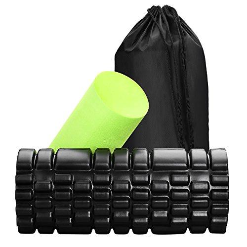 Sport Yoga Ball Set, TOPELEK Stabilitätsball mit Widerstandsbändern, Stabilitätsring, Pumpe, Korkenzieher und Stopper, Anti-Burst und Anti-Rutsch