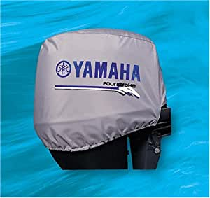 Basic yamaha outboard motor cover f30 f40 for Yamaha boat motor cover