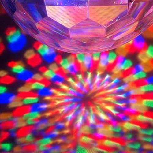 Glumes Party Strobe Light Sound Activated LED Disco