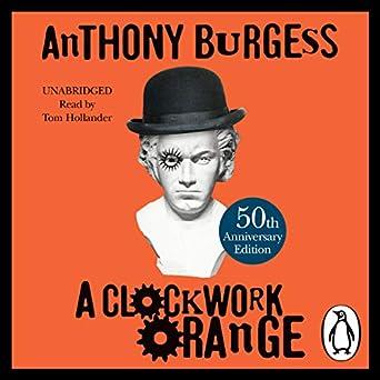 audio book a clockwork orange