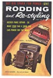 Rodding and Re-styling magazine, Volume 5, No. 6, August 1958