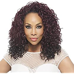 Vivica A Fox Hair Collection FHW-Yanei New Futura Synthetic Fiber Express Half Wig, P4/27/30, 12.2 Ounce