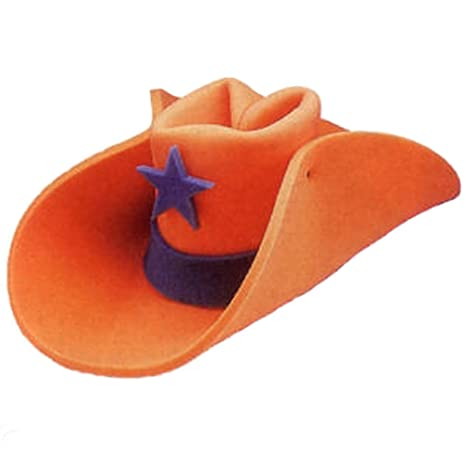 Image Unavailable. Image not available for. Color  Jacobson Hat Company Giant  Foam Cowboy ... 3d649b62960e