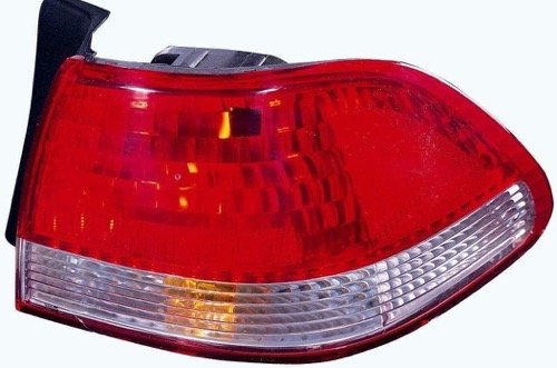 (Go-Parts ª OE Replacement for 2001-2002 Honda Accord Rear Tail Light Lamp Assembly/Lens/Cover - Right (Passenger) Side - (4 Door; Sedan) 33501-S84-A11 HO2801135 for Honda Accord)