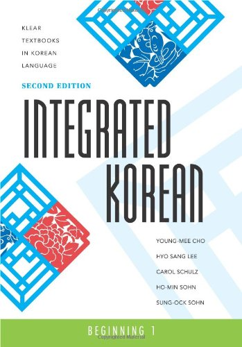 Integrated Korean:Beginning 1