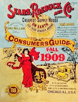 Sears, Roebuck and Co. Incorporated: Fall 1909 -