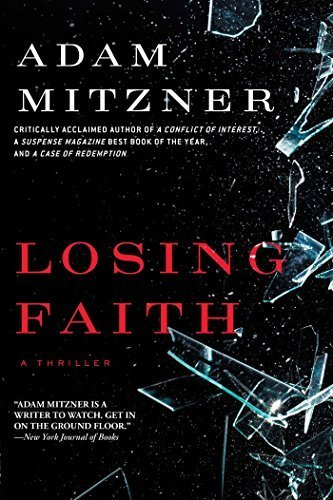 Losing Faith by Adam Mitzner (2015-04-14)