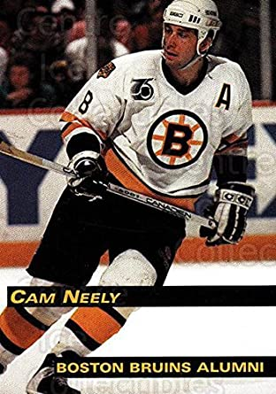 bf310bc2 Amazon.com: (CI) Cam Neely Hockey Card 1998-99 Boston Bruins Alumni (base)  8 Cam Neely: Collectibles & Fine Art