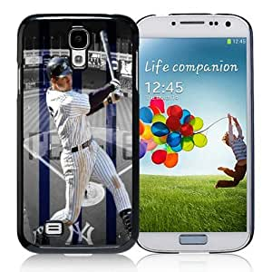 New Style MLB New York Yankees Samsung Galaxy S4 I9500 Case Cover For MLB Fans WANGJING JINDA