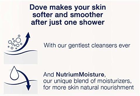 Dove Body Wash Pump, Sensitive Skin, 34 Fl oz (1 Count)