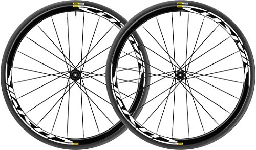Mavic Cosmic Elite UST Disc CL Wheel-Tyre System Pair M-25