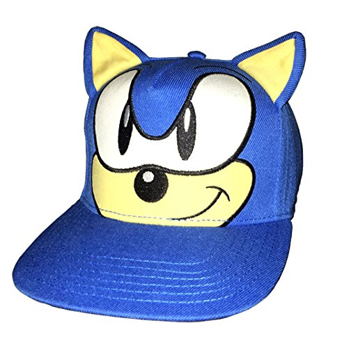 [Sonic The Hedgehog Hat Officially Licensed] (Hedgehog Costumes For Kids)