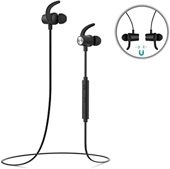 Dodocool Bluetooth Wireless 4.1 Magnetic In-ear Headphones