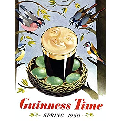 New York Puzzle Company - Guinness Calls - 500 Piece Jigsaw Puzzle: Toys & Games