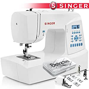 Singer 7430 Computerized Sewing Machine with 144 Built In Stitches