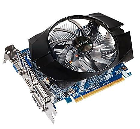 Gigabyte GeForce GTX 650 - Tarjeta gráfica (GDDR5, 1024 MB, 128 bit, VGA, 2DVI, HDMI, PCI-e 3.0)